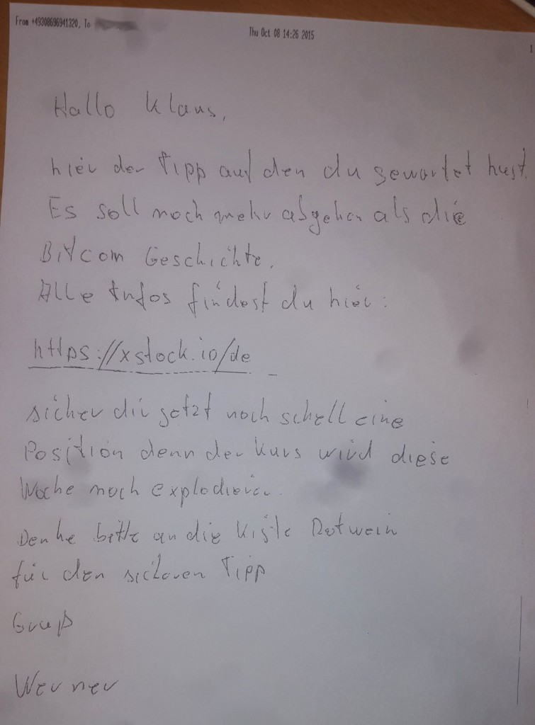faxspam